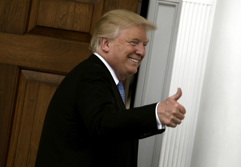 Donald Trump obiecuje, że pierwszego dnia prezydentury wycofa USA z TPP /PAP/EPA
