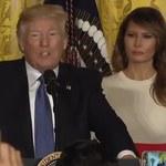 Donald Trump próbował mówić po hiszpańsku. Wywołał kontrowersje