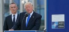 Donald Trump: Większość członków NATO nie płaci wystarczająco dużo