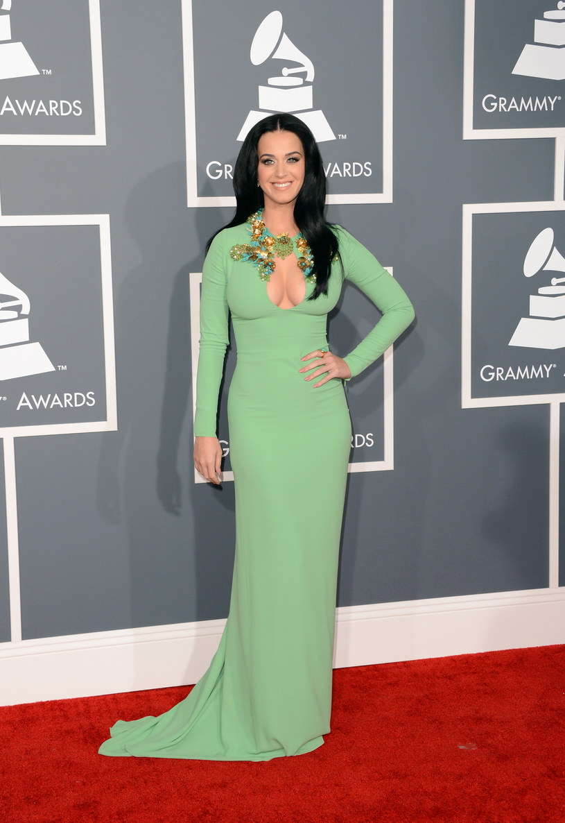 Donald Trump zadrwił z Katy Perry, ona wspiera teraz Hillary Clinton /Jason Merritt /Getty Images