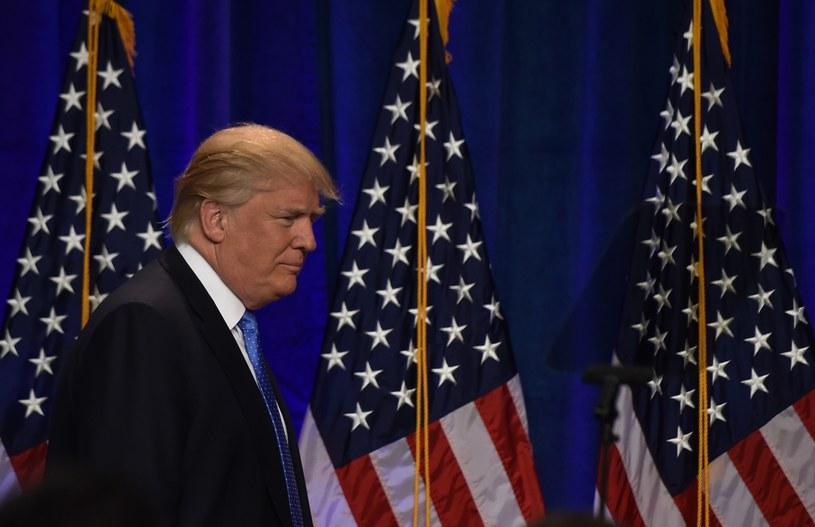 Donald Trump /TIMOTHY A. CLARY /AFP