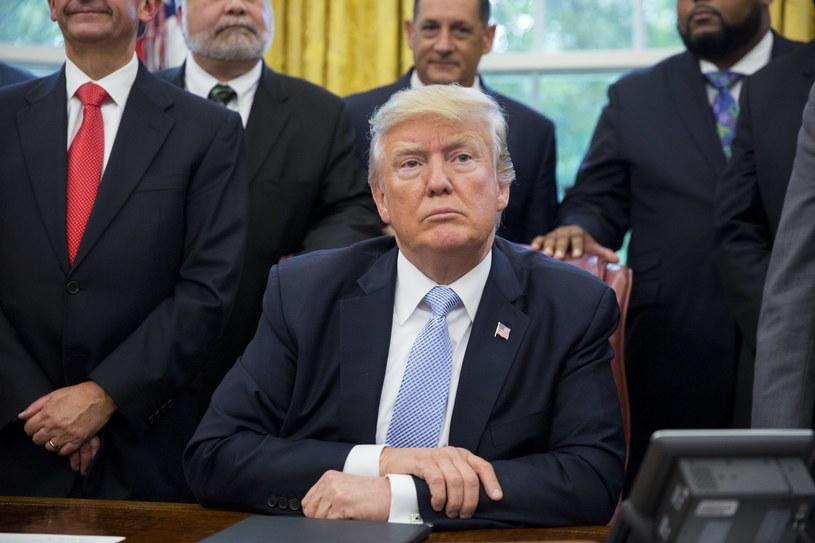 Donald Trump /EPA/SHAWN THEW /PAP/EPA