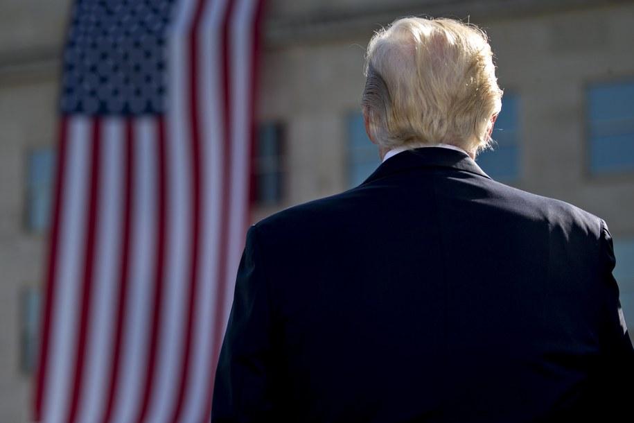 Donald Trump /Andrew Harrer / POOL /PAP/EPA