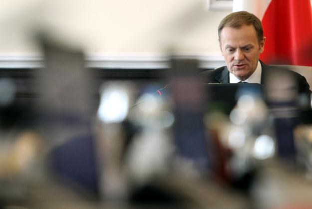 Donald Tusk/fot. R. Pietruszka /PAP