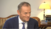 Donald Tusk: Morawiecki nie jest moim człowiekiem