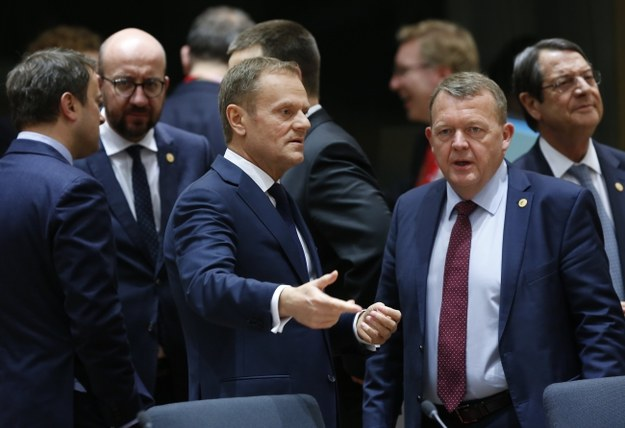 Donald Tusk po swoim wyborze: Będę pracował ze wszystkimi, bez wyjątków
