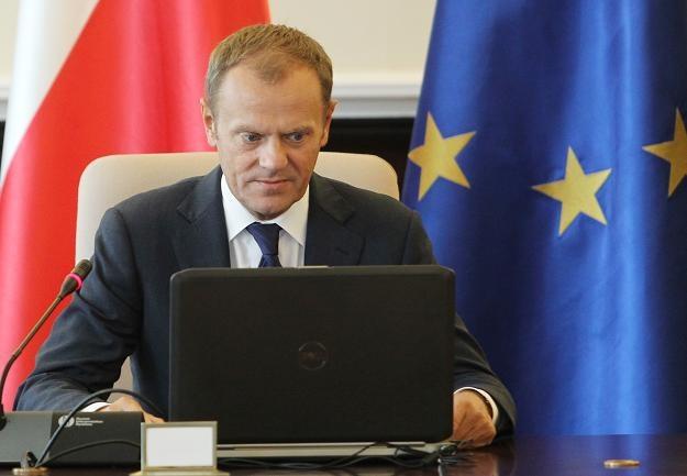 Donald Tusk popełnił przestępstwo?/fot. R. Pietruszka /PAP