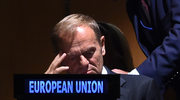 Donald Tusk: Unia Europejska obroni swoje interesy