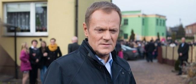 Donald Tusk /PAP/Grzegorz Michałowski /PAP