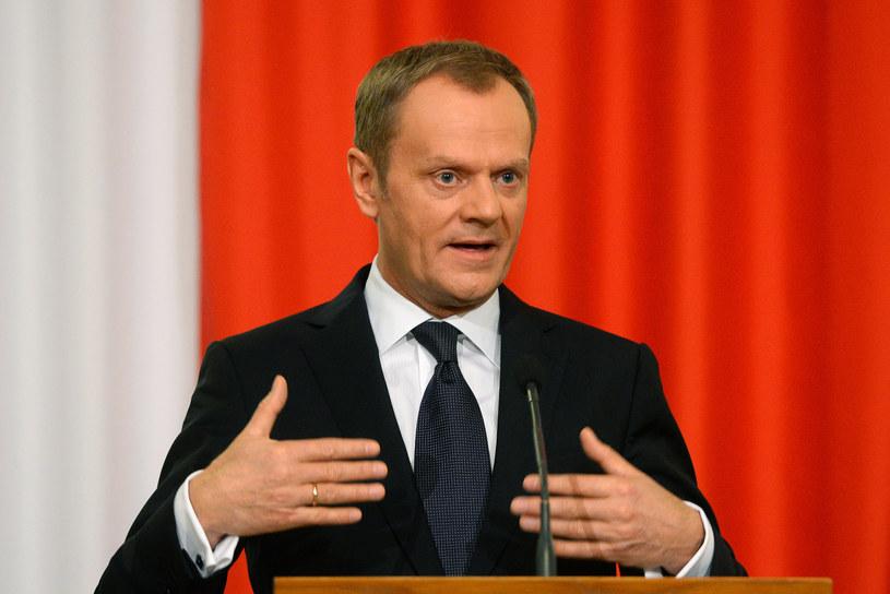Donald Tusk /Attila Kisbenedek (AFP) /AFP