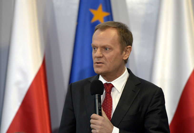 Donald Tusk /Darek Delmanowicz /PAP
