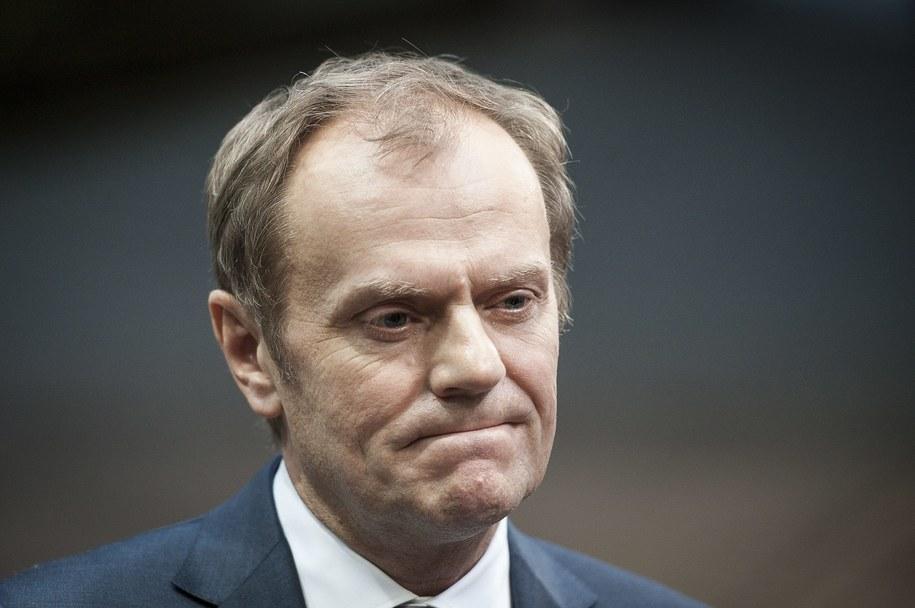 Donald Tusk /Wiktor Dabkowski /PAP /PAP