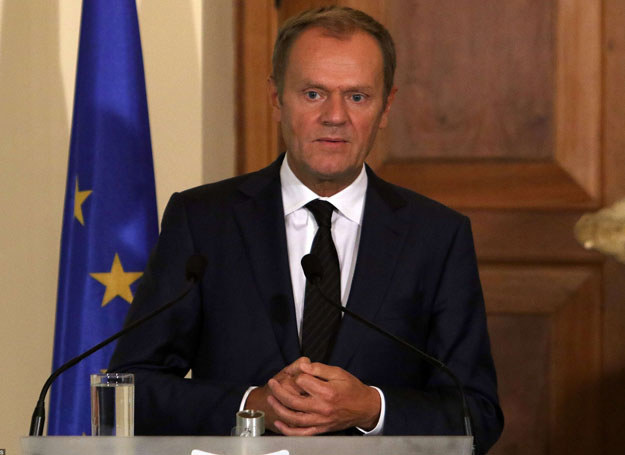 Donald Tusk /AFP /East News