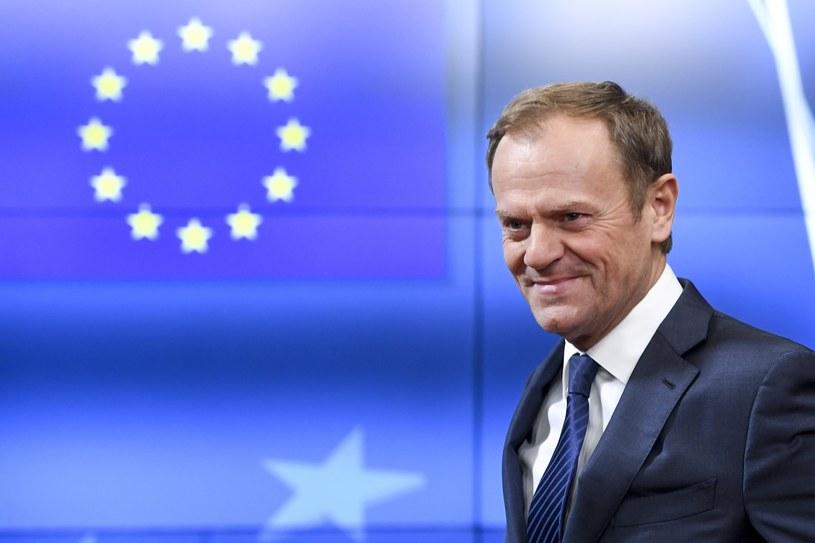 Donald Tusk /Frederic Sierakowski / Isopix /East News