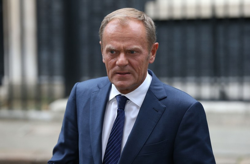 Donald Tusk /JONATHAN BRADY /East News