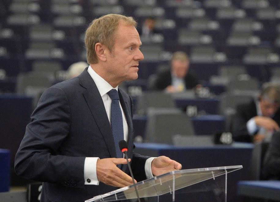 Donald Tusk /Patrick Seeger  /PAP