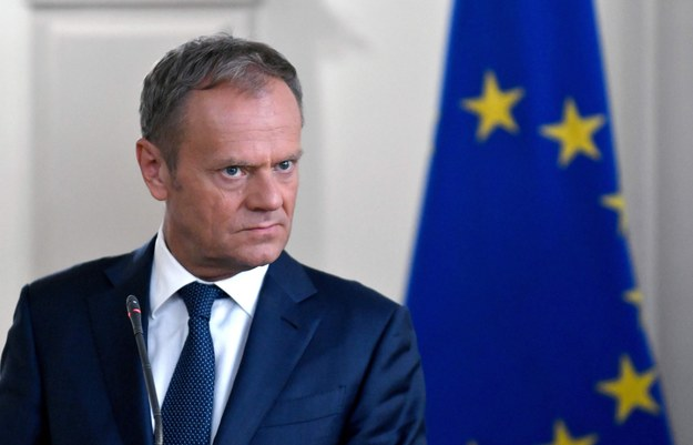 Donald Tusk /AFP PHOTO / ELVIS BARUKCIC /East News
