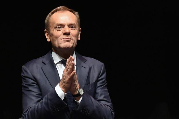 Donald Tusk / Łukasz Dejnarowicz  /Agencja FORUM