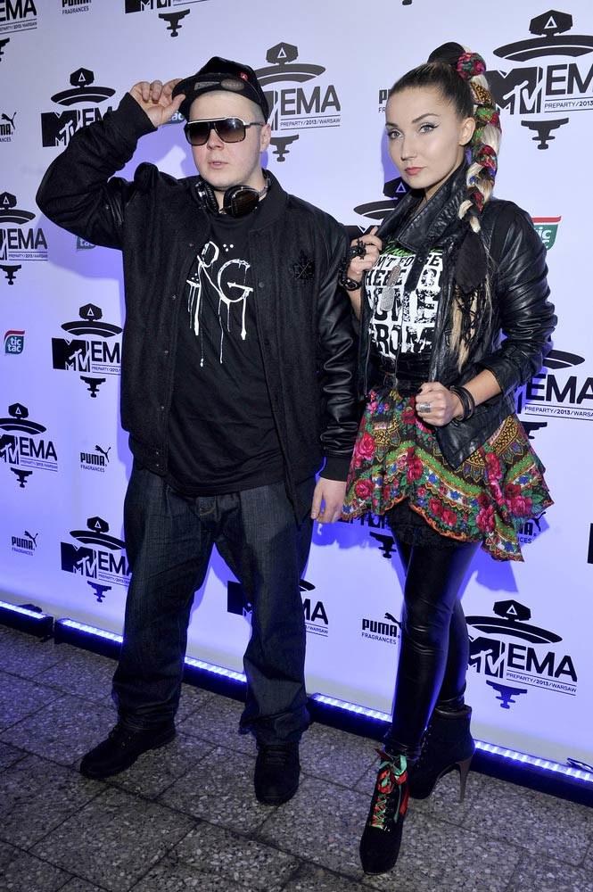 Donatan i Cleo /Mieszko Pietka /AKPA