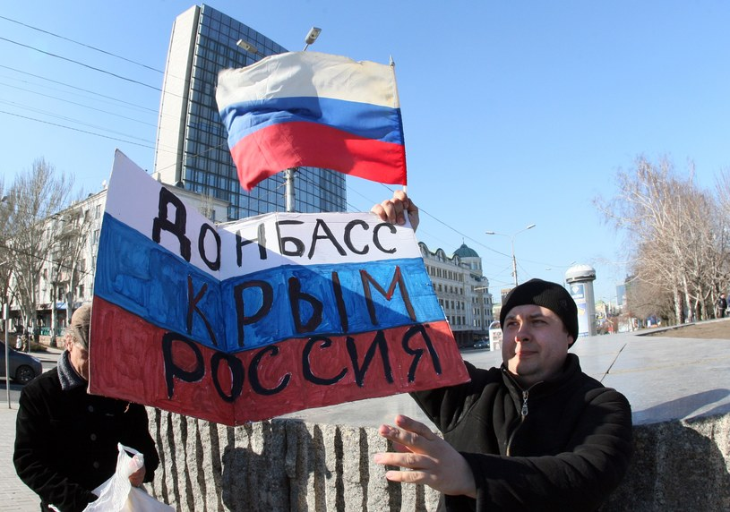 """Donieck, Krym, Rosja"" /AFP"