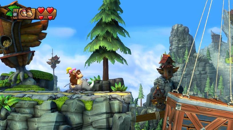 Donkey Kong Country: Tropical Freeze /materiały prasowe