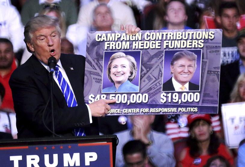 Donlad Trump /PAP/EPA