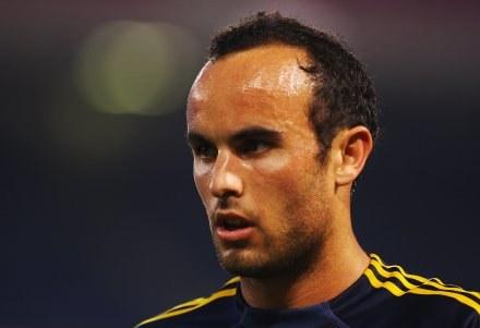 Donovan został wybrany piłkarzem lipca w MLS /AFP