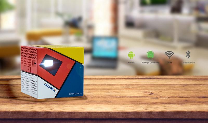 Doogee Smart Cube P1 /materiały prasowe