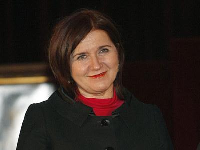 Dopiero teraz pani Ewa poczuła, że żyje  /Jarosław Wojtalewicz /AKPA