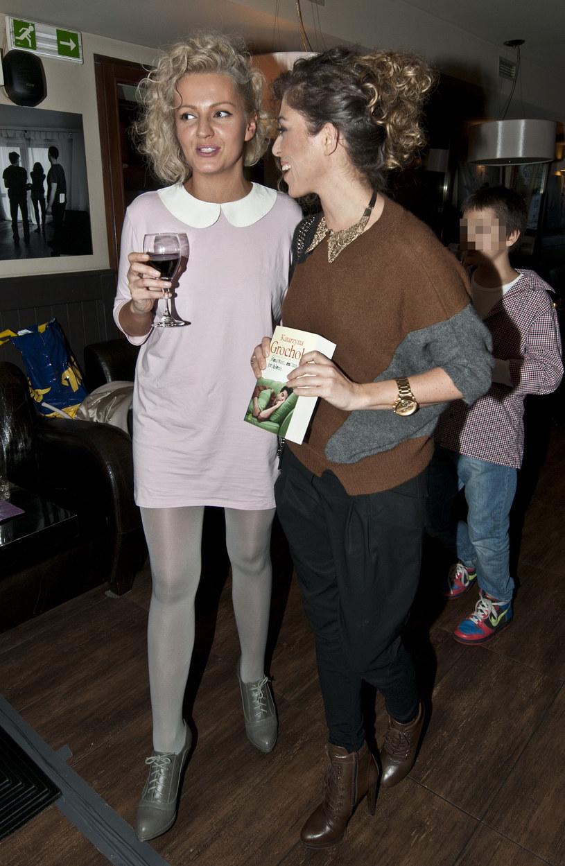 Dorota i Natalia /Justyna  Rojek /East News