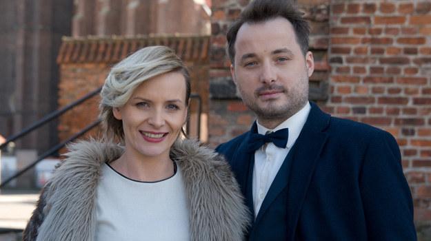 Dorota Łukasiewicz- Kwietniewska wraz z mężem Rafałem otworzyła we Wrocławiu Teatr dla Początkujących. /Bogdan Bogielczyk /ATM