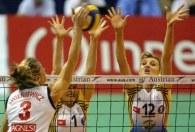 Dorota Świeniewicz jest pewnym punktem drużyny Desparu Perugia /AFP