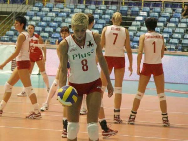 Dorota Świeniewicz jest pewnym punktem reprezentacji Polski i Desparu Perugia /INTERIA.PL