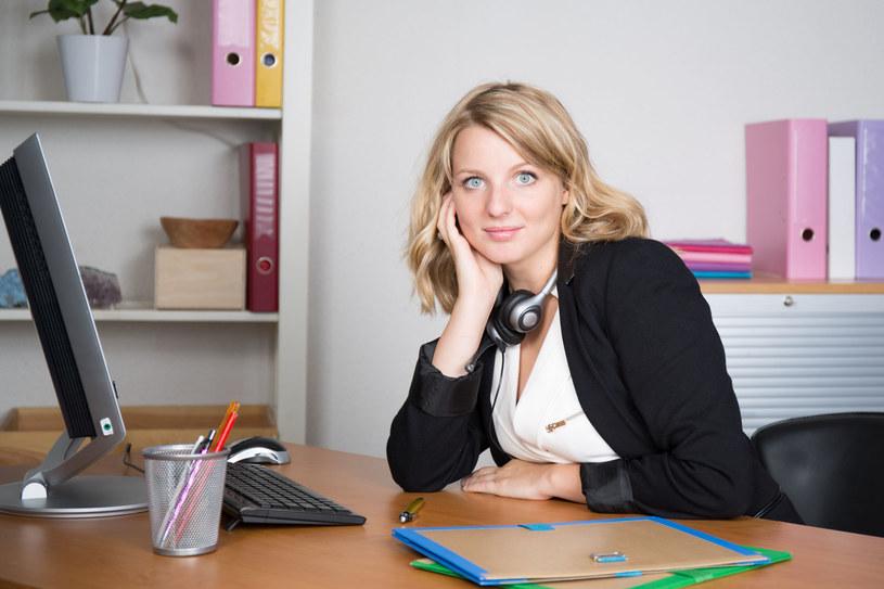 Dorota założyła własną firmę. Współpracuje z mężem /123RF/PICSEL