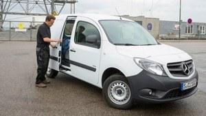 Dostawczy Mercedes Citan już w Polsce. Ceny od...