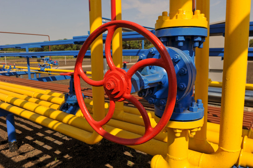 Dostawy gazu na Ukrainę to strategiczny cel polskiego rządu /123RF/PICSEL