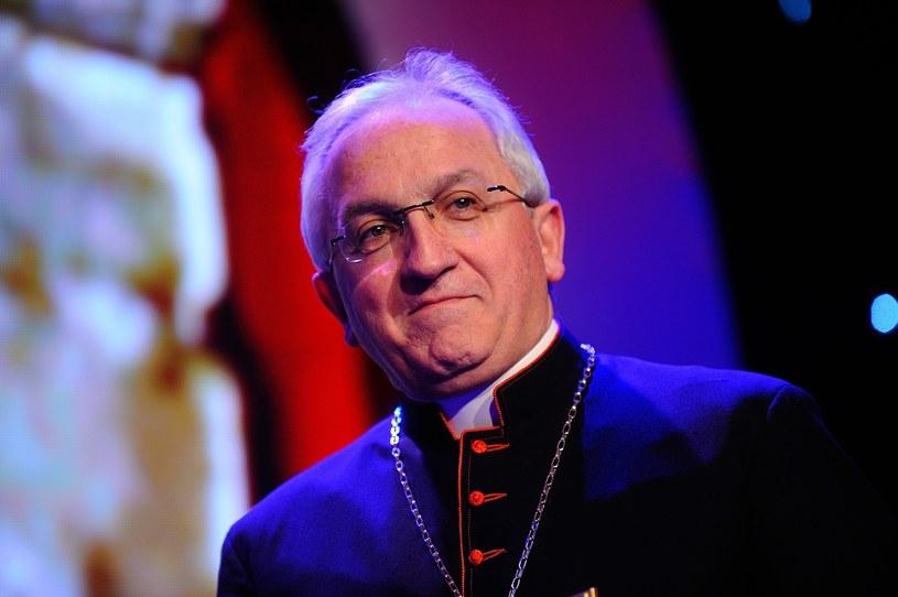 Dotychczasowy nuncjusz apostolski w Polsce arcybiskup Celestino Migliore /Michał Wargin /East News