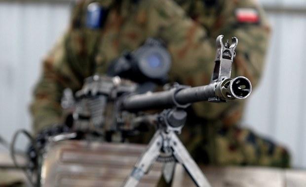 Dowódca dywizjonu artylerii odwołany po wypadku, w którym ucierpiał motocyklista