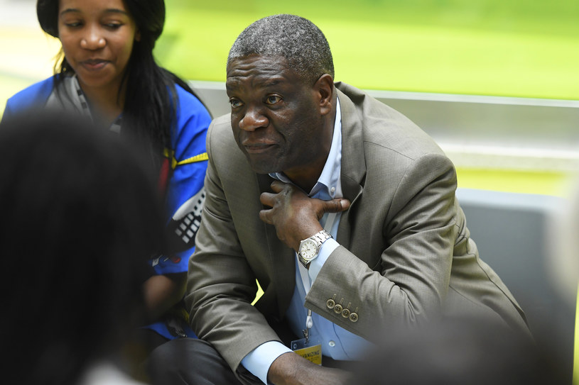 Dr Denis Mukwege /Victor Boyko /Getty Images
