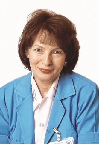 Dr Ewa Najberg,  alergolog  z Centrum Zdrowia Dziecka /Arch. Bauer