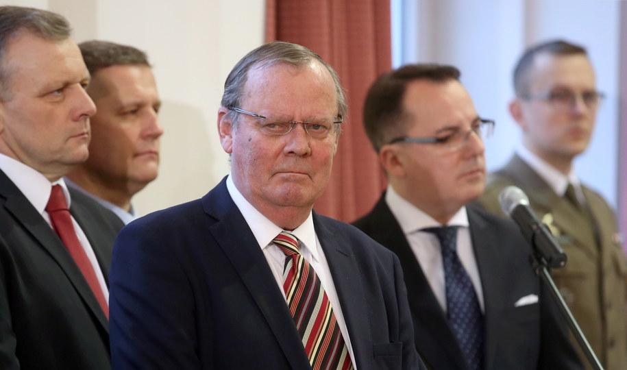 Dr inż. Wacław Berczyński został szefem podkomisji do ponownego zbadania katastrofy smoleńskiej /Rafał Guz /PAP