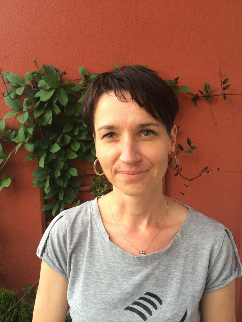 Dr Katarzyna Kmieć z Katedry Entomologii Uniwersytetu Przyrodniczego w Lublinie /Krzysztof Kot /RMF FM