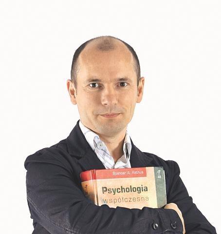 Dr Marcin Florkowski, psycholog dziecięcy z Uniwersytetu Zielonogórskiego /Arch. Bauer