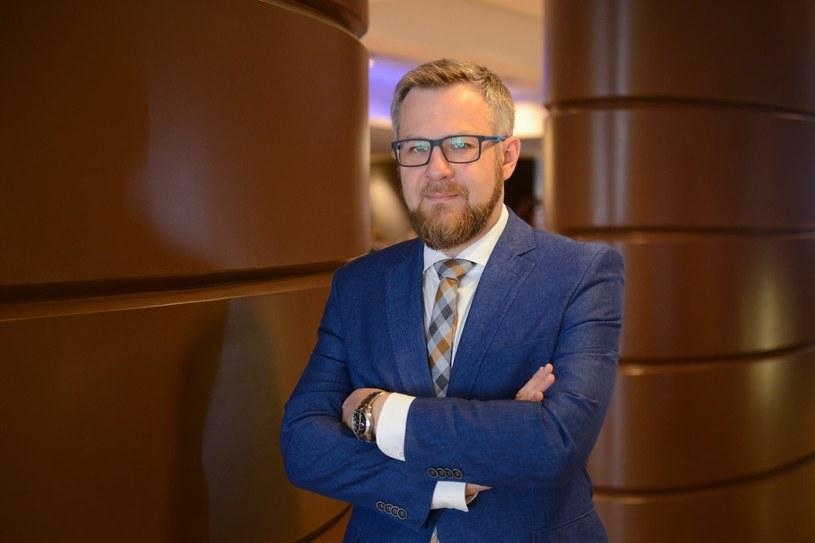 Dr Michał Maternik /materiały prasowe