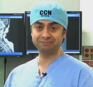 Dr Nabeel S. Alshafai - organizator kursu /