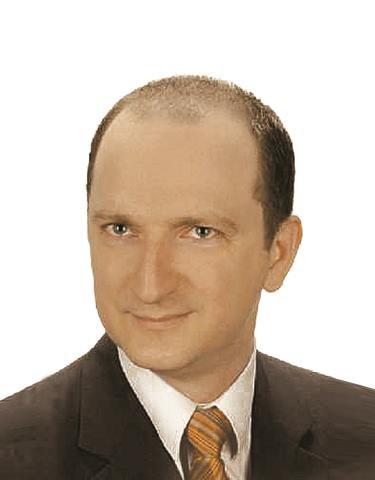 dr Radosław Jarzy Utnik - psycholog i seksuolog /Arch. Bauer