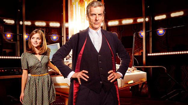 """""""Dr Who"""": 12. Doktor i jego towarzyszka /BBC"""