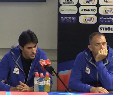 Dragan Stanković, kapitan reprezentacji Serbii w siatkówce. WIDEO