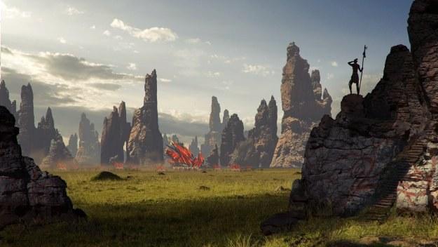 Dragon Age III - grafika koncepcyjna #1 /CDA