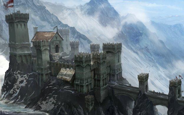 Dragon Age III - motyw graficzny /CDA